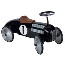 pink and black cars bentley kids vintage metal racing ride on car buydirect4u