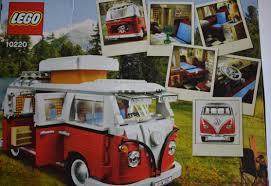 camper van lego lego 10220 volkswagen t1 camper van legochez