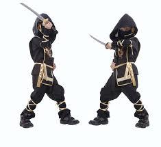 Ninja Halloween Costumes Toddlers Buy Wholesale Ninja Boy Costume China Ninja Boy