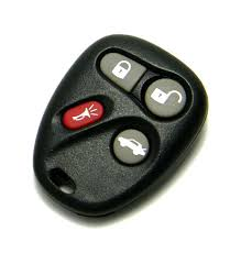 cadillac cts remote 2003 2007 cadillac cts keyless entry remote fob fcc l2c0005t p