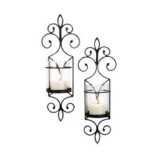 Joselyn Candle Wall Sconce Candle Wall Sconces At Contemporary Furniture Warehouse Candle