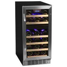 Under Cabinet Wine Fridge by Built In Wine Coolers U0026 Under Counter Wine Fridges