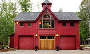12 decorative barn style garage with apartment plans building