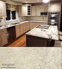 Granite Kitchen Islands Granite Kitchen Island Lucky White Granite