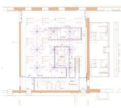 Slaughterhouse Floor Plan by