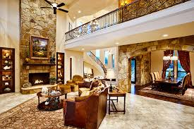 Hill Country Floor Plans by Living Room Custom Homes Carameloffers