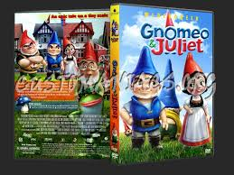 gnomeo juliet dvd cover dvd covers u0026 labels customaniacs