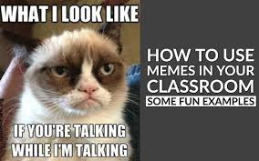 Interesting Memes - how memes can make lessons interesting bookwidgets