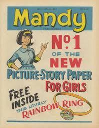 mandy comics wikipedia