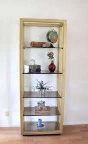 Etagere Antique Glass Shelf Etagere Foter