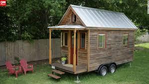 tiny cabin homes tiny homes hit the big city cnn