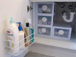 newly organized bathroom cabinet organization pinterest organize