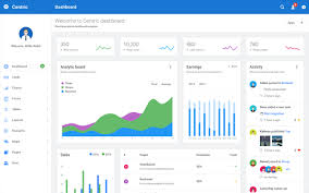 centric bootstrap admin template bootstrap admin templates