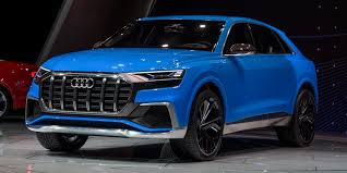 audi mini suv audi q8 hybrid suv concept at detroit auto photos features
