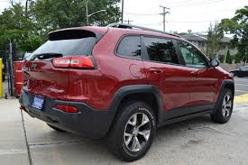 jeep cherokee trailhawk red 2014 jeep cherokee trailhawk city new father son auto corp