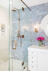 Bathroom Interior Design These 5 Bathrooms Are Inspiring Major Home Envy Blue Tiles