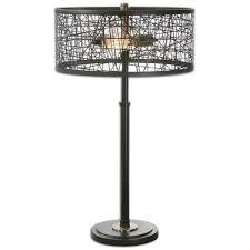 modern industrial table lamps zin home