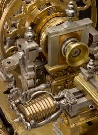 automation mechanism for ornamental turning engine lathe