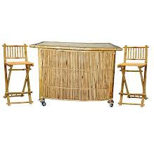 Tiki Patio Furniture by Bamboo Tiki Bar Sets Bamboo Products Palapa Structures
