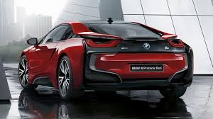 Bmw I8 Mirrorless - bmw i8 protonic red edition 2016 wallpapers and hd images car