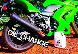 how to change oil and filter kawasaki ninja 250 youtube