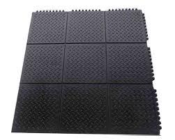 Diamond Tread Garage Flooring by Best Rubber Garage Flooring Benefits Of Rubber Garage Flooring