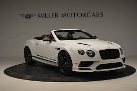 sports car prices bentley continental 2018 bentley continental gt supersports convertible stock b1318