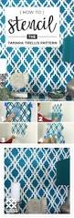 64 Best Moroccan Stencil And by Cutting Edge Stencils Shares A Stencil Tutorial Showing How To