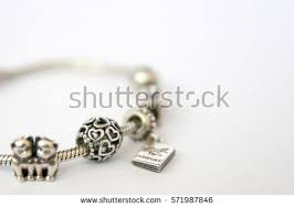 charm bracelet stock images royalty free images vectors