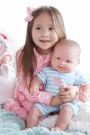 amazon com jc toys u0027lots to cuddle babies u0027 20 inch pink soft body