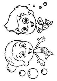 free gil bubble guppies coloring pages braylynn u0027s 2nd birthday