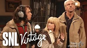 most haunted hugh laurie snl