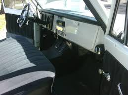 Chevrolet C10 Interior 1972 Chevy C10 Pickup Truck Interior Classictrucks Net