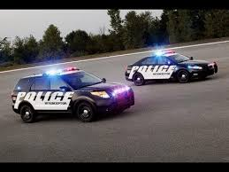 remote control police car with lights and siren rc police car youtube