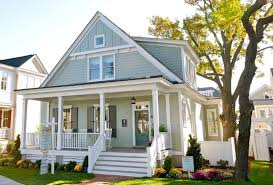 cottage style homes blue river cottage cape cod farm house style exterior