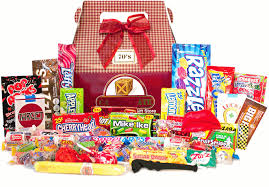 candy gift basket vintage candy gift baskets retro candy candy crate