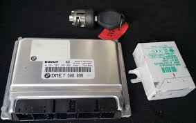 bmw x5 4 4 dme ews key cylinder ignition key swap e53 youtube