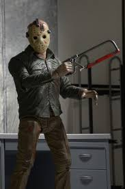 neca friday 13th part 4 ultimate jason figure mad about horror