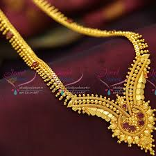 gold plated beads necklace images Nl3766 gold plated beads work delicate long necklace handmade JPG