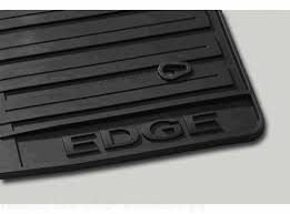 ford edge accessories ford edge accessories floor mats all weather black dual retention