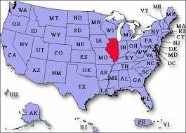 map usa illinois up to 1000 payday loans in illinois usa instant 24 7 approval