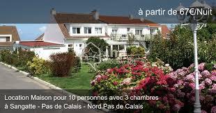 location maison nord particulier 3 chambres location maison dans une propriété à sangatte iha 71453