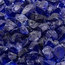 dragon fire pit margo garden products 1 2 in 25 lb medium cobalt blue landscape