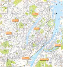 Copenhagen Map Copenhagen Large Scale Map Copenhagen U2022 Mappery