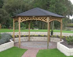 Wooden Pergolas For Sale by Wooden Gazebo As An Attractive Spot For Gathering Best Home