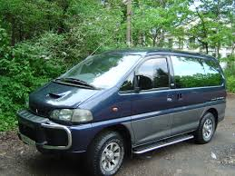mitsubishi delica 1996 mitsubishi delica pictures 3000cc gasoline automatic for sale