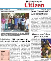 5 14 2010 southington citizen newspaper by dan champagne issuu