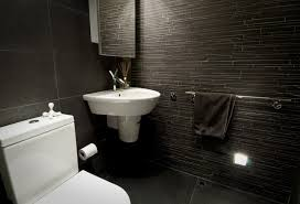 cave bathroom designs design black and white bathroom makes it more classic yet modern a