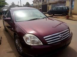nissan teana 2009 black sold very cheap tokunbo 2004 nissan teana 650k autos nigeria