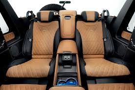 maybach 6 interior first look u2013 mercedes maybach g650 landaulet